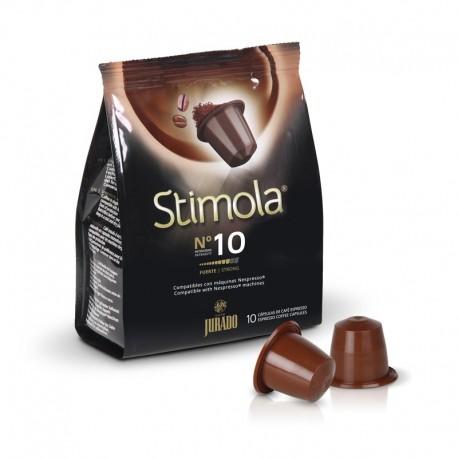 Cápsulas de café Stimola Jurado