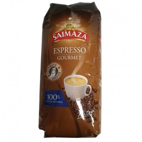 Café en grano 100% Natural Superior Gourmet